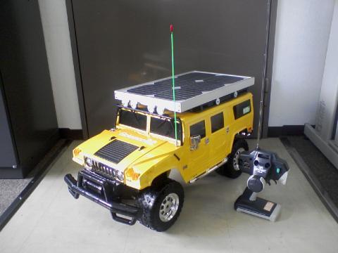 ラジコンソーラーカー - 4